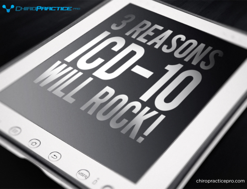 3 Reasons ICD-10 Will Rock!