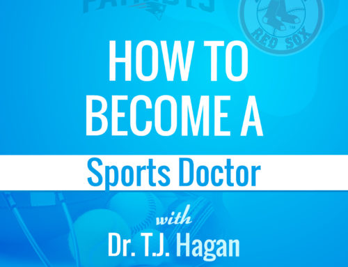 Episode 5: Becoming A Sports Chiropractor with Dr. T.J. Hagan